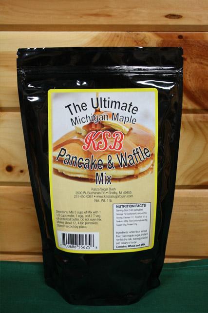 Maple Pancake & Waffle Mix