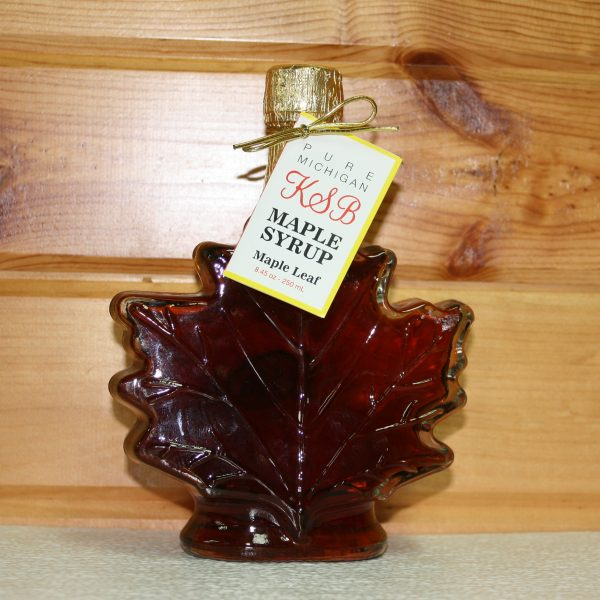 100 Pure Genuine Michigan Maple Syrup