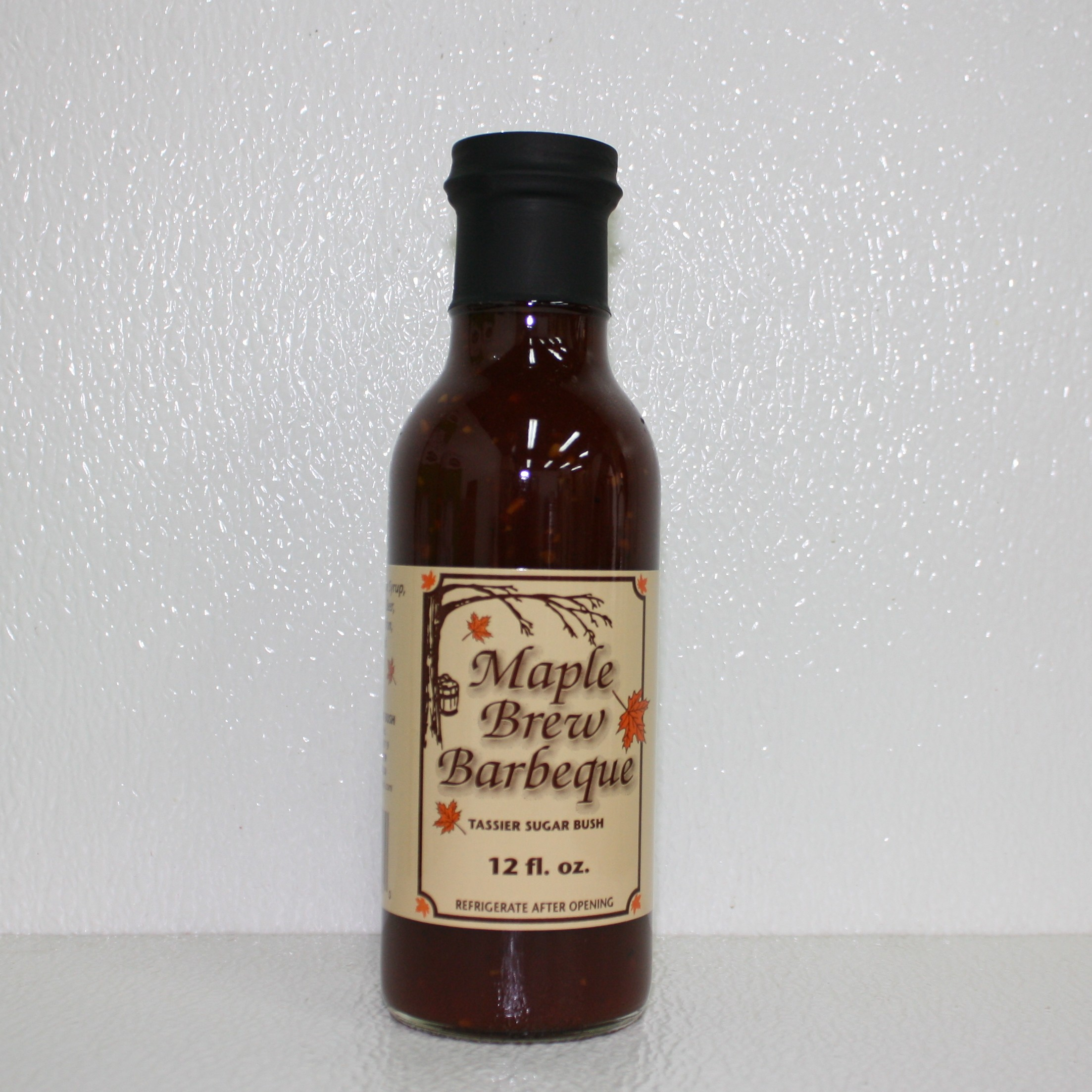 12 oz. Maple Barbeque Sause